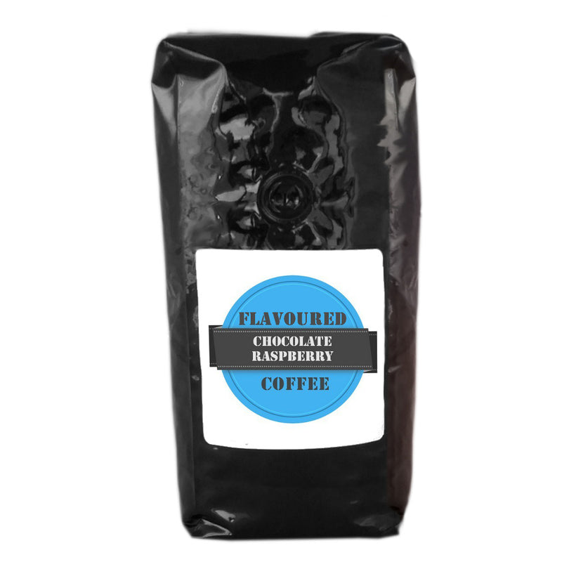 Chocolate Raspberry Flavoured Coffee 16oz