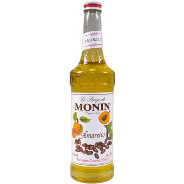 Monin Amaretto Syrup 750 mL