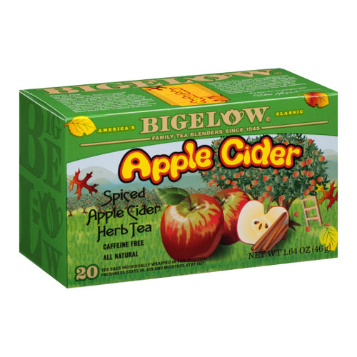 Bigelow Apple Cider Herb Tea 20ct