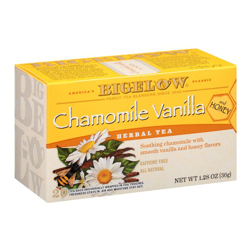 Bigelow Chamomile Honey Vanilla Tea 20ct