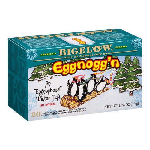 Bigelow Eggnoggn Winter Tea 20ct