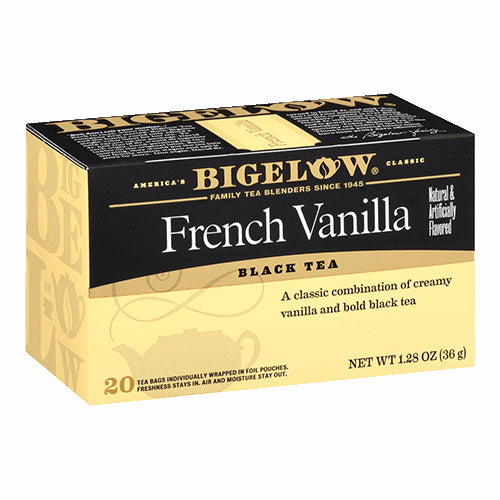 Bigelow French Vanilla Tea 28ct