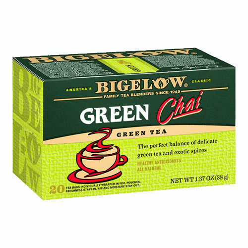 Bigelow Chai Green Tea 20ct