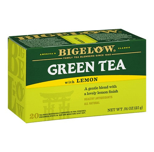 Bigelow Lemon Green Tea 28ct
