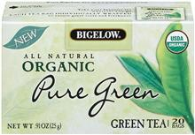 Bigelow Organic Green Tea 40ct