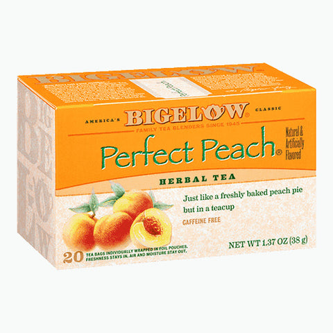 Bigelow Peach Green Tea 20ct