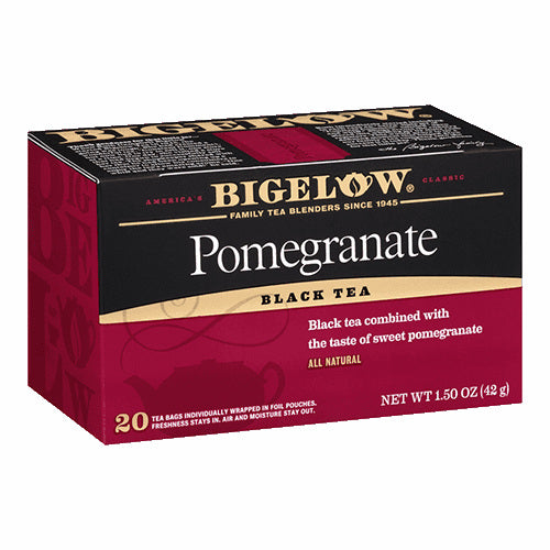 Bigelow Pomegranate Black Tea 20ct