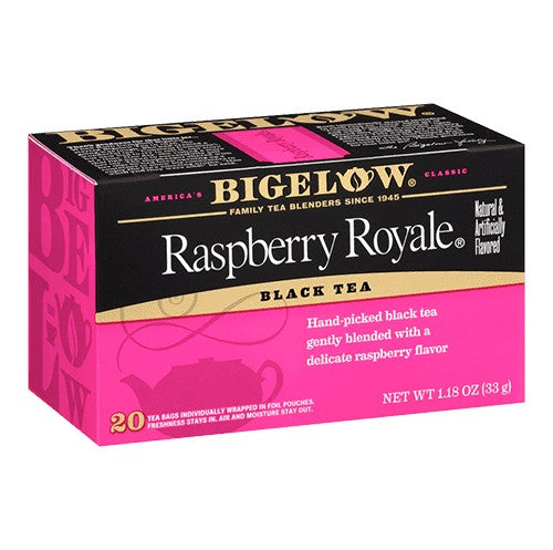 Bigelow Raspberry Royale Tea 28ct