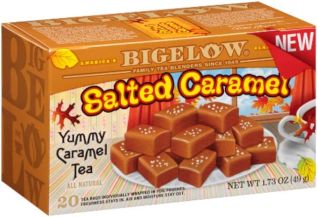 Bigelow Salted Caramel Black Tea 20ct