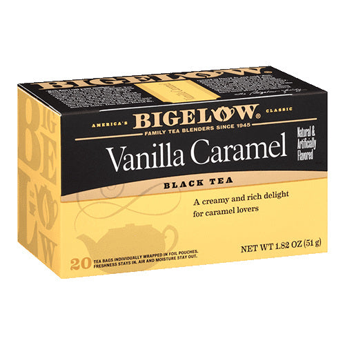 Bigelow Vanilla Caramel Tea 20ct