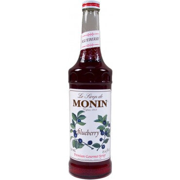 Monin Blueberry Syrup 750 mL