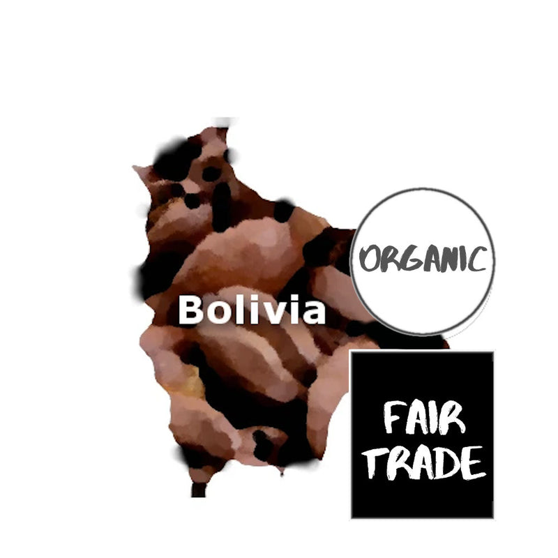 Bolivian Fair Trade Organic Coffee