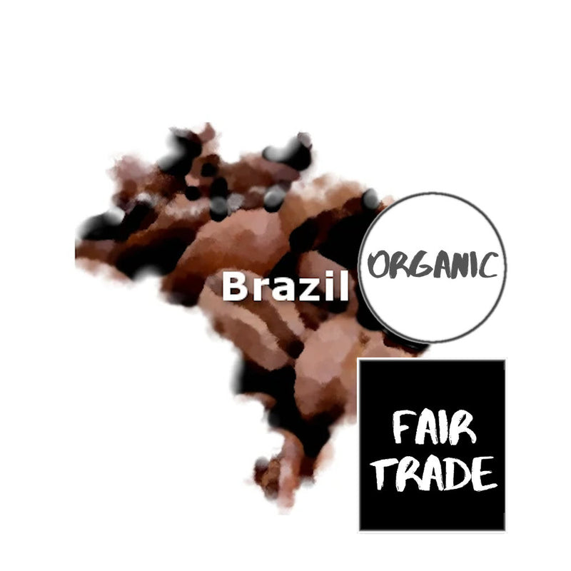 Brazil Fair Trade Organic Coffee