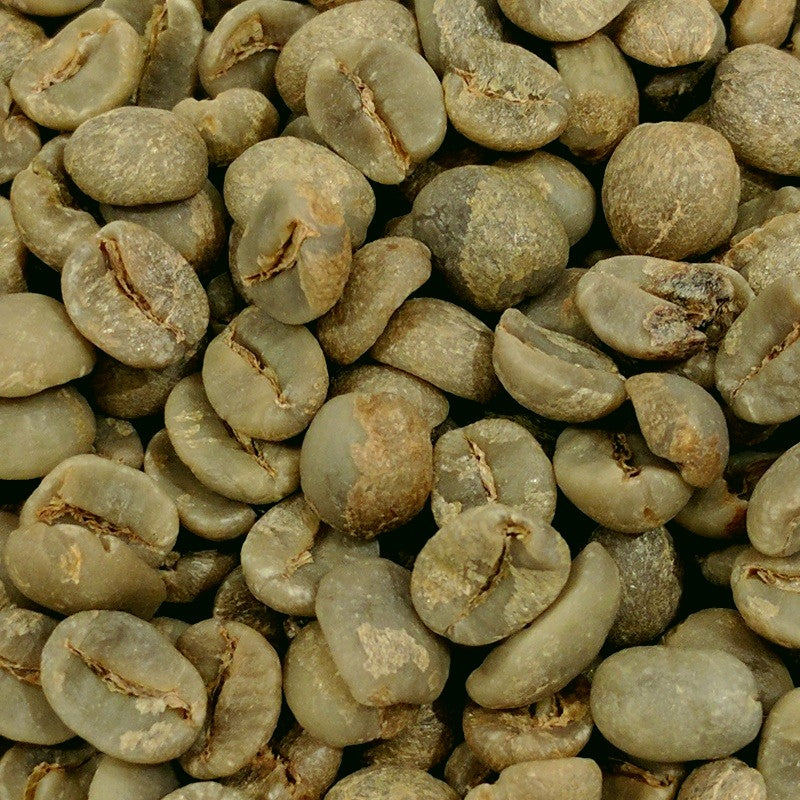 Kenya Peaberry Green Coffee