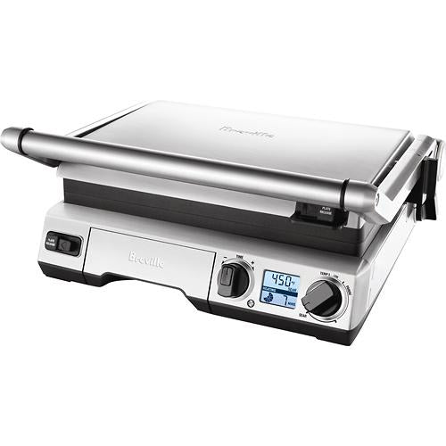 Breville Stainless Steel Electric Smart Grill
