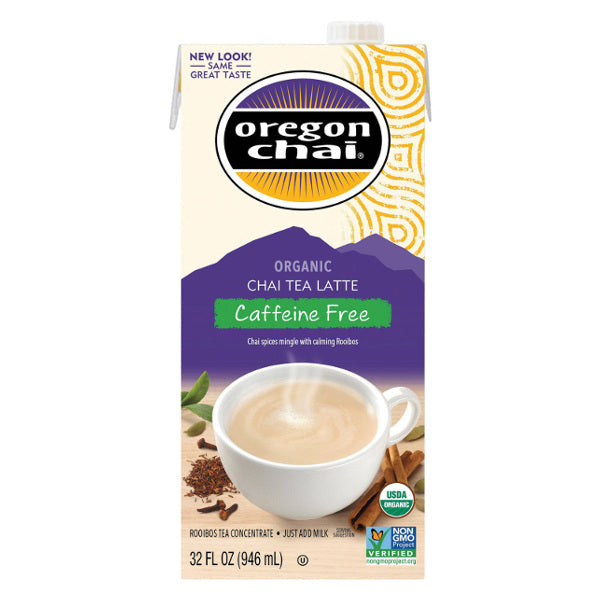 Oregon Caffeine Free Chai Tea 946 mL