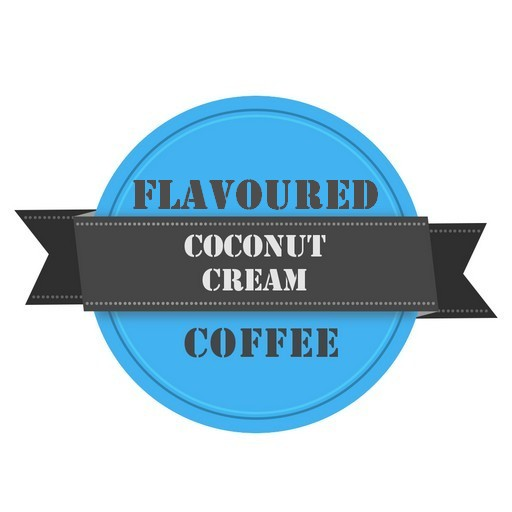 Coconut Cream Flavoured Coffee