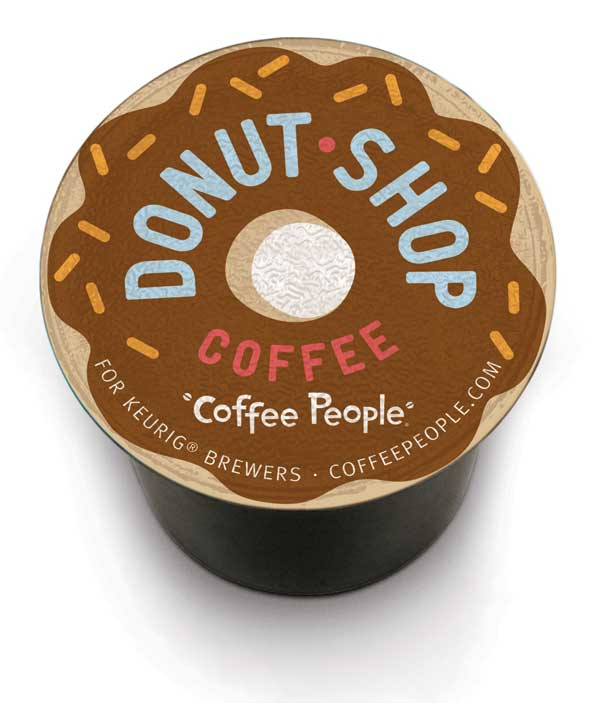Coffee People Donut Shop 96 ct