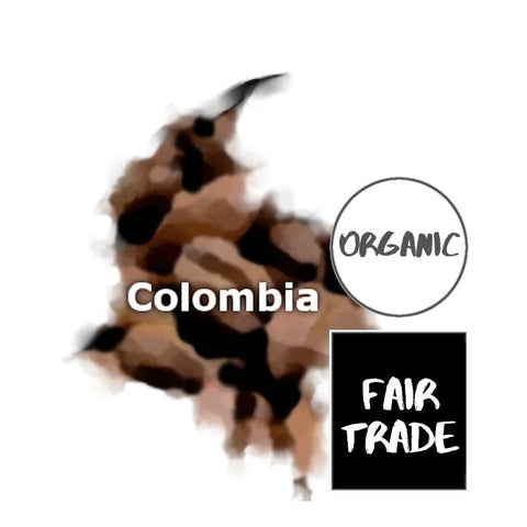 Colombian CO2 Decaf Coffee