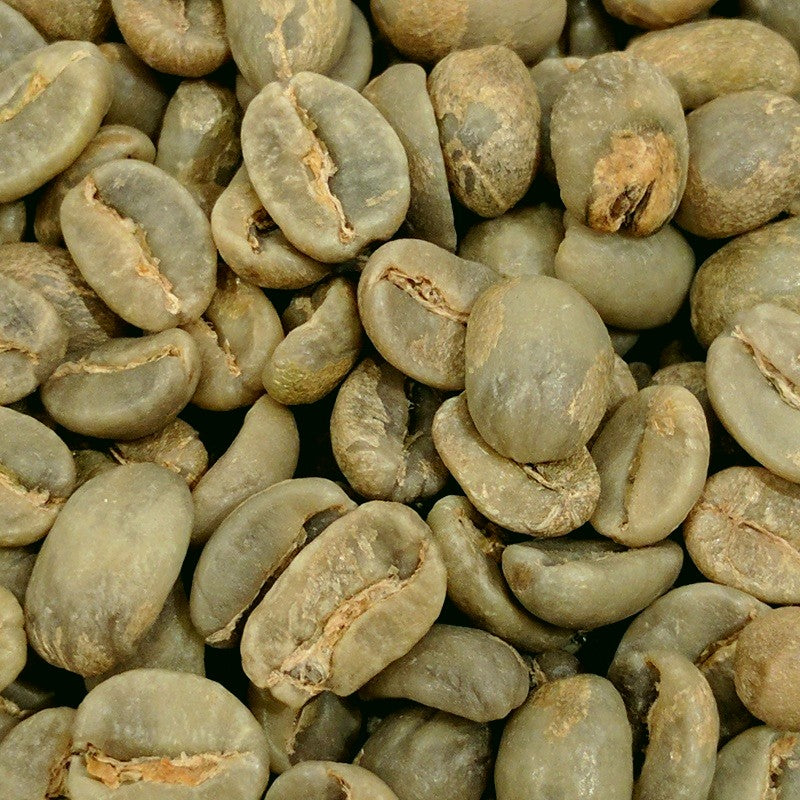 Colombian Organic Green Coffee