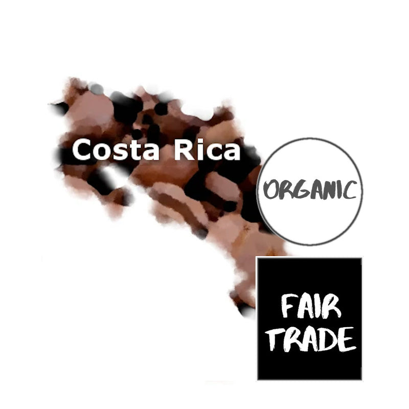 Costa Rican Fair Trade Organic Coffee