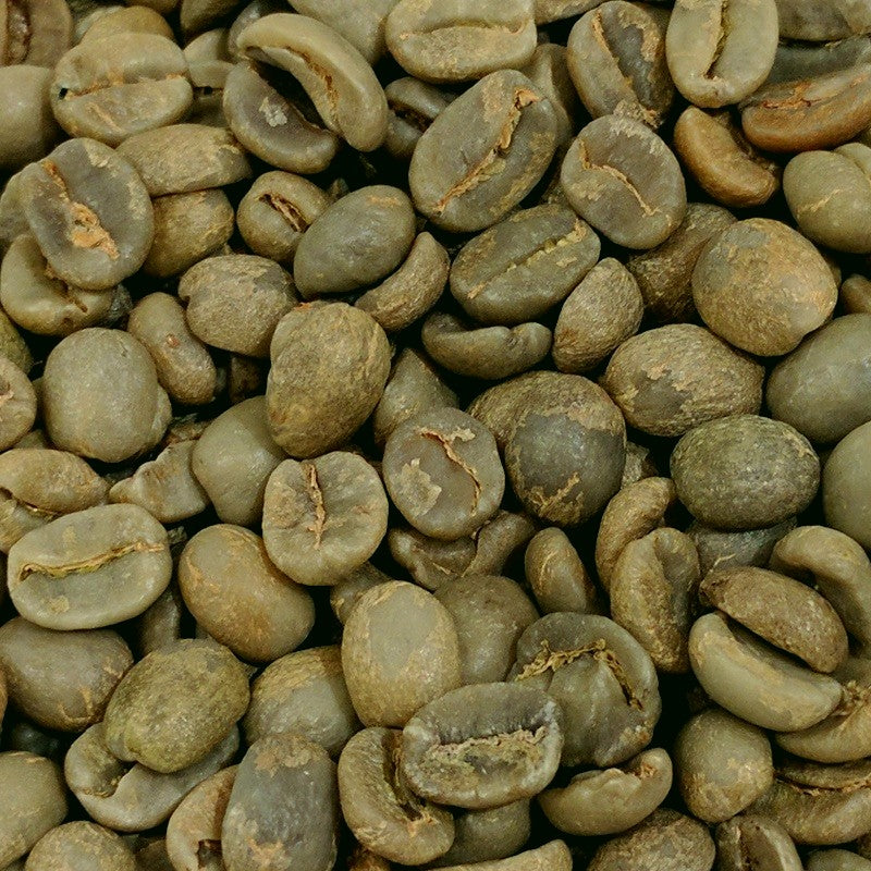 Colombian Organic SWP Decaf Green Coffee