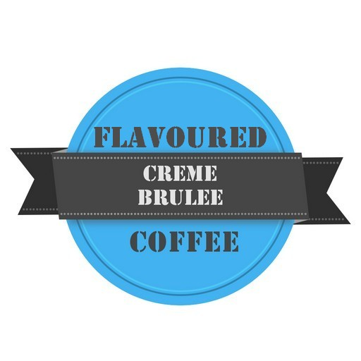 Creme Brulee Flavoured Coffee