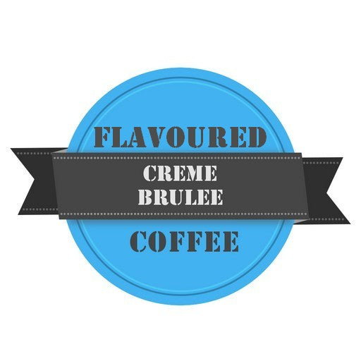 Creme Brulee Flavoured Coffee 16oz
