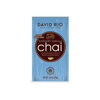 David Rio Elephant Vanilla 12 Pack