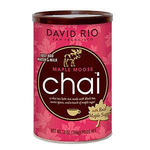 David Rio Maple Moose Chai 14oz