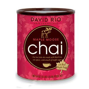 David Rio Maple Moose Chai 4lb