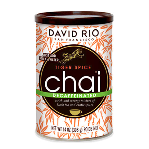 David Rio Tiger Spice Chai 12 Pack