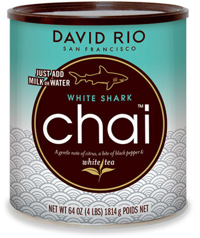 David Rio White Shark Chai 4 lb