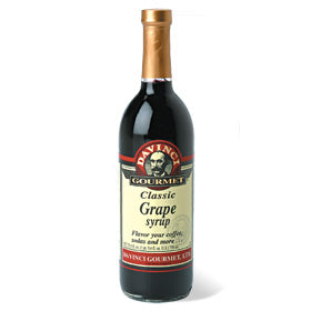 DaVinci Grape Syrup 750 mL