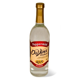 DaVinci Peppermint Syrup 750 mL