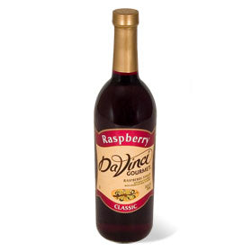 DaVinci Raspberry Syrup 750 mL