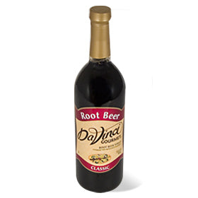 DaVinci Root Beer Syrup 750 mL