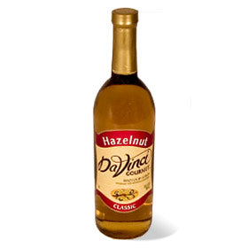 DaVinci Toasted Hazelnut Syrup 750 mL