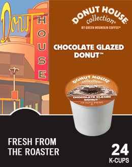 Donut House Chocolate Glazed Donut 96 Ct