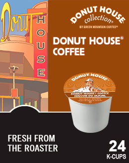 Donut House Donut House Coffee 96 Ct