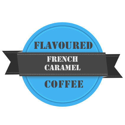 French Caramel Flavoured Coffee