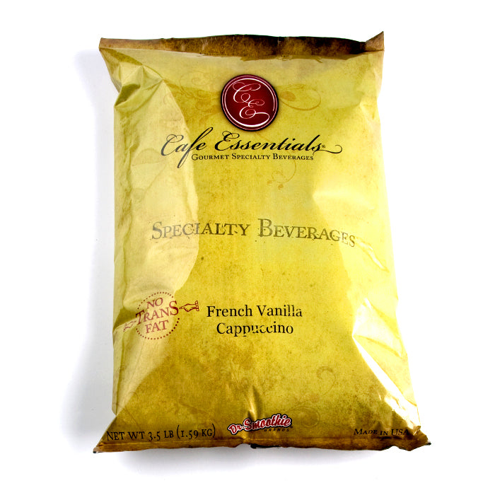 French Vanilla Cappuccino Frappe Mix 3.5 lb