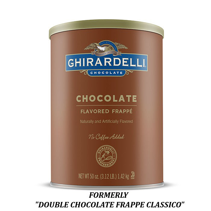 Ghirardelli Chocolated Flavoured Frappe 3.12 lb