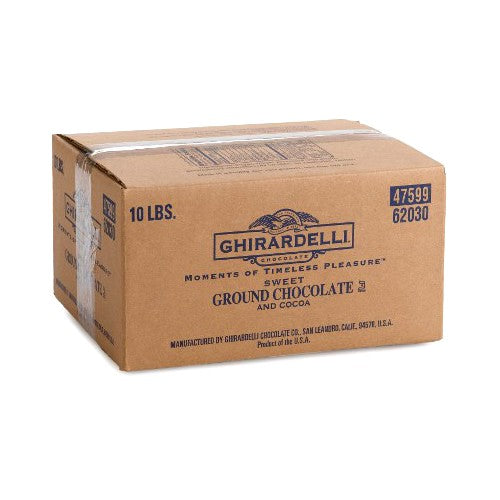 Ghirardelli Sweet Ground Chocolate Powder 10lb