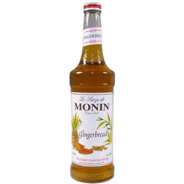 Monin Gingerbread Syrup 750 mL