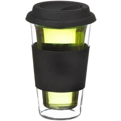 Glassen Double Wall Travel Mug 425 mL
