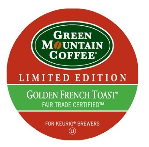 Green Mountain Golden French Toast 96 ct