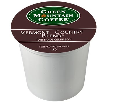 Green Mountain Vermont Country Blend 96 ct