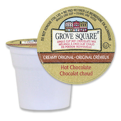 Grove Square Creamy Hot Chocolate 96 Ct