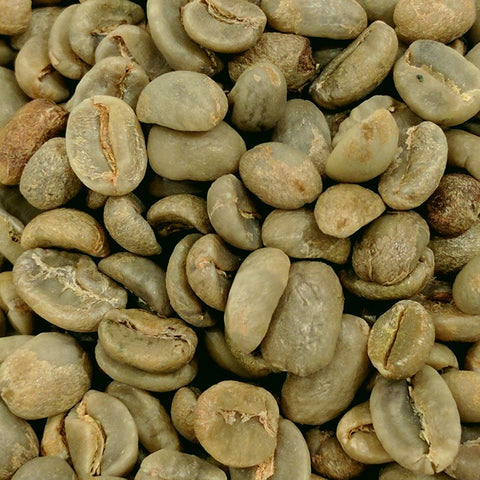 Colombian Supremo Green Coffee